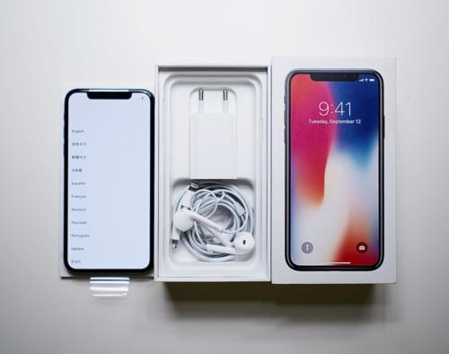 iPhone X - 64 Space Gray