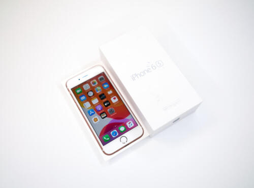 iPhone 6s - 64 Rose Gold